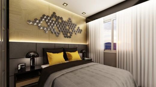 Dormitorio - Cobertura 1 quarto à venda Lapa, São Paulo - R$ 2.504.500 - II-14087-23988 - 8