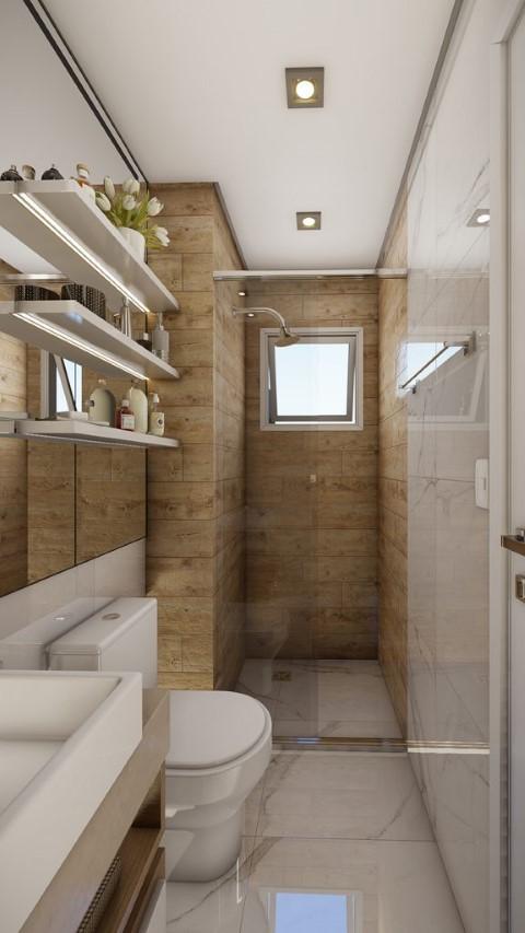 Banheiro - Cobertura 1 quarto à venda Lapa, São Paulo - R$ 2.504.500 - II-14087-23988 - 10