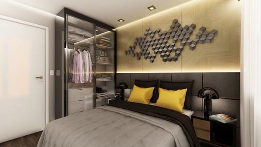 Dormitorio - Cobertura 1 quarto à venda Lapa, São Paulo - R$ 2.504.500 - II-14087-23988 - 9