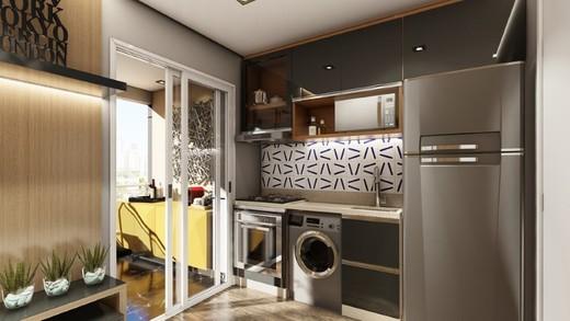 Cozinha - Cobertura 1 quarto à venda Lapa, São Paulo - R$ 2.504.500 - II-14087-23988 - 7