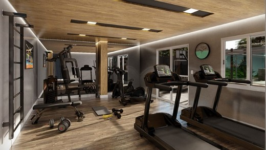 Fitness - Cobertura 1 quarto à venda Lapa, São Paulo - R$ 2.504.500 - II-14087-23988 - 12
