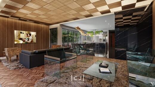 Living - Casa em Condomínio à venda Rua Vigário João de Pontes,Santo Amaro, São Paulo - R$ 4.347.826 - II-14167-24078 - 7