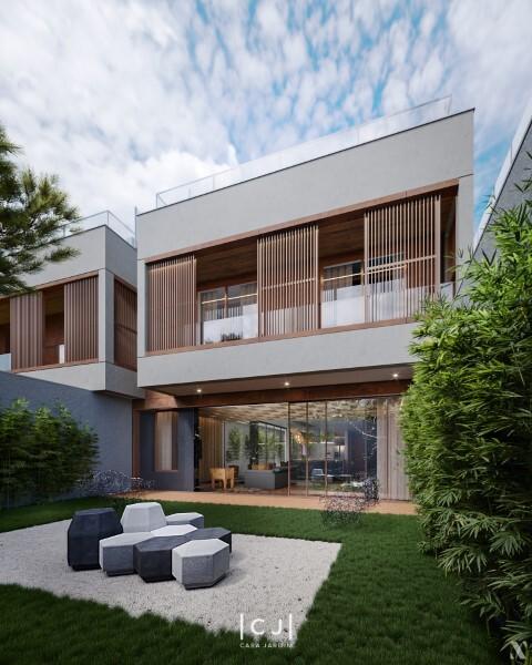 Terraco - Casa em Condomínio à venda Rua Vigário João de Pontes,Santo Amaro, São Paulo - R$ 4.347.826 - II-14167-24078 - 9