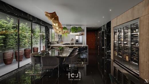 Cozinha - Casa em Condomínio à venda Rua Vigário João de Pontes,Santo Amaro, São Paulo - R$ 4.347.826 - II-14167-24078 - 10