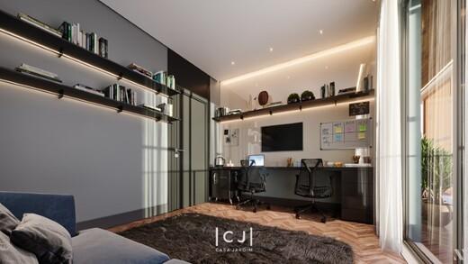 Home office - Casa em Condomínio à venda Rua Vigário João de Pontes,Santo Amaro, São Paulo - R$ 4.347.826 - II-14167-24078 - 13
