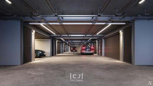 Garagem - Casa em Condomínio à venda Rua Vigário João de Pontes,Santo Amaro, São Paulo - R$ 4.347.826 - II-14167-24078 - 15