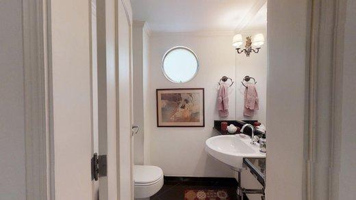Banheiro - Apartamento à venda Alameda Sarutaiá,Jardim Paulista, São Paulo - R$ 2.665.000 - II-14323-24238 - 12