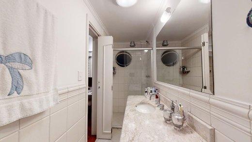 Banheiro - Apartamento à venda Alameda Sarutaiá,Jardim Paulista, São Paulo - R$ 2.665.000 - II-14323-24238 - 14