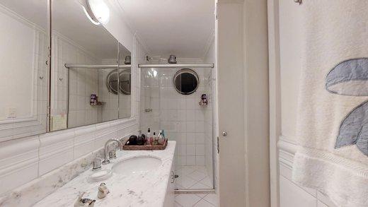 Banheiro - Apartamento à venda Alameda Sarutaiá,Jardim Paulista, São Paulo - R$ 2.665.000 - II-14323-24238 - 15