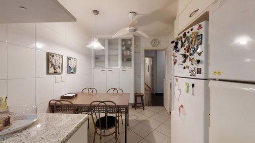 Cozinha - Apartamento à venda Alameda Sarutaiá,Jardim Paulista, São Paulo - R$ 2.665.000 - II-14323-24238 - 16