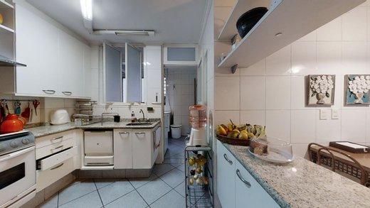 Cozinha - Apartamento à venda Alameda Sarutaiá,Jardim Paulista, São Paulo - R$ 2.665.000 - II-14323-24238 - 17