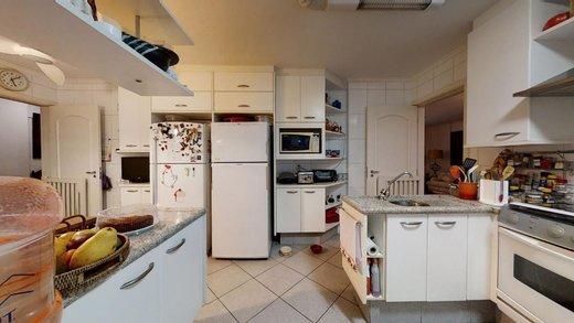 Cozinha - Apartamento à venda Alameda Sarutaiá,Jardim Paulista, São Paulo - R$ 2.665.000 - II-14323-24238 - 18