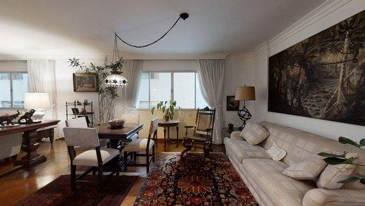 Living - Apartamento à venda Alameda Sarutaiá,Jardim Paulista, São Paulo - R$ 2.665.000 - II-14323-24238 - 20