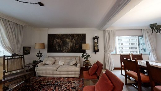 Living - Apartamento à venda Alameda Sarutaiá,Jardim Paulista, São Paulo - R$ 2.665.000 - II-14323-24238 - 21