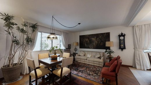 Living - Apartamento à venda Alameda Sarutaiá,Jardim Paulista, São Paulo - R$ 2.665.000 - II-14323-24238 - 22