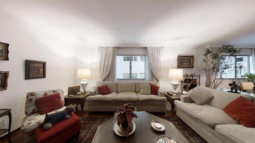 Living - Apartamento à venda Alameda Sarutaiá,Jardim Paulista, São Paulo - R$ 2.665.000 - II-14323-24238 - 23