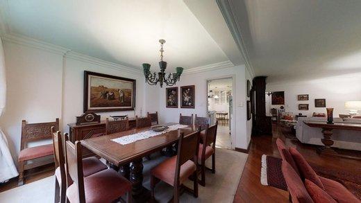 Living - Apartamento à venda Alameda Sarutaiá,Jardim Paulista, São Paulo - R$ 2.665.000 - II-14323-24238 - 1