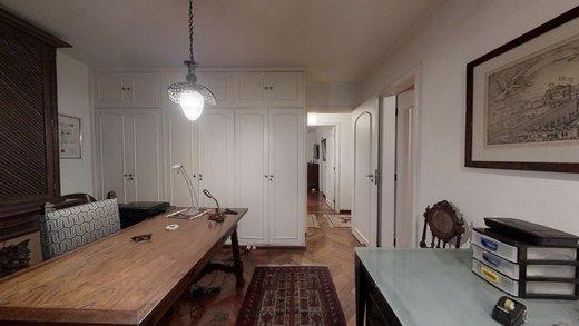 Quarto principal - Apartamento à venda Alameda Sarutaiá,Jardim Paulista, São Paulo - R$ 2.665.000 - II-14323-24238 - 4