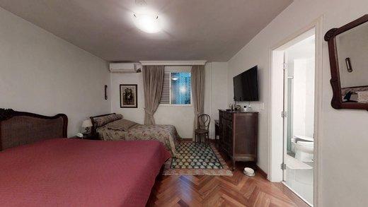 Quarto principal - Apartamento à venda Alameda Sarutaiá,Jardim Paulista, São Paulo - R$ 2.665.000 - II-14323-24238 - 5