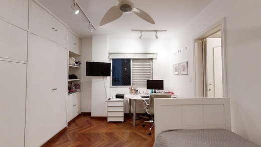 Quarto principal - Apartamento à venda Alameda Sarutaiá,Jardim Paulista, São Paulo - R$ 2.665.000 - II-14323-24238 - 7