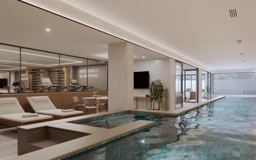 Piscina - Apartamento 3 quartos à venda Tijuca, Rio de Janeiro - R$ 1.286.381 - II-14324-24243 - 13