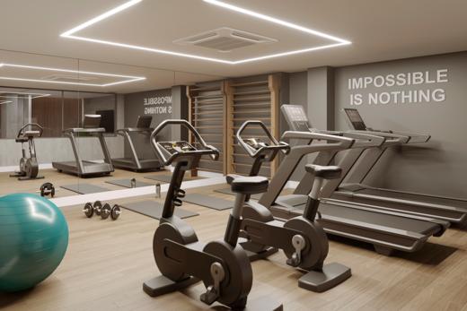 Fitness - Apartamento 3 quartos à venda Tijuca, Rio de Janeiro - R$ 1.286.381 - II-14324-24243 - 9