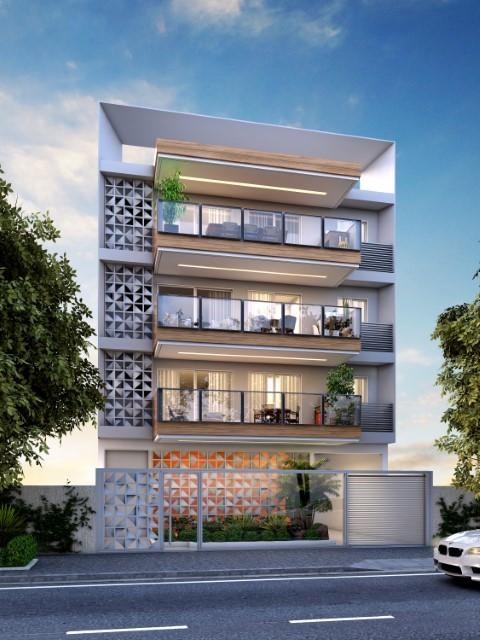 Fachada - Apartamento 2 quartos à venda Tijuca, Rio de Janeiro - R$ 704.910 - II-14330-24258 - 1