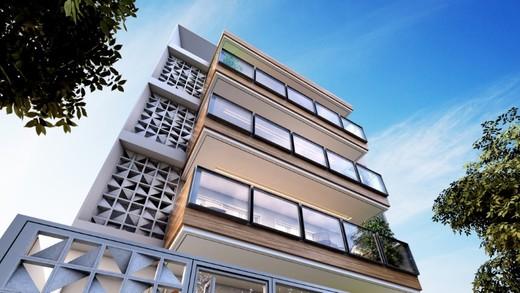 Fachada - Apartamento 2 quartos à venda Tijuca, Rio de Janeiro - R$ 704.910 - II-14330-24258 - 3
