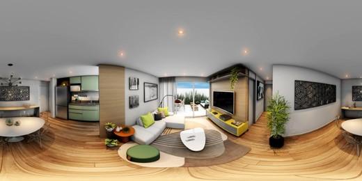 Living - Apartamento 2 quartos à venda Tijuca, Rio de Janeiro - R$ 704.910 - II-14330-24258 - 4