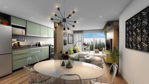 Living - Apartamento 2 quartos à venda Tijuca, Rio de Janeiro - R$ 704.910 - II-14330-24258 - 5