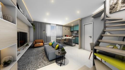 Living - Apartamento 2 quartos à venda Tijuca, Rio de Janeiro - R$ 704.910 - II-14330-24258 - 7
