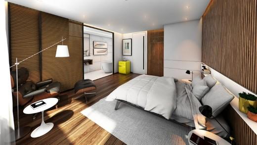 Dormitorio - Apartamento 2 quartos à venda Tijuca, Rio de Janeiro - R$ 704.910 - II-14330-24258 - 9