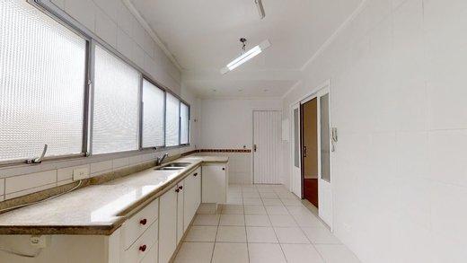 Cozinha - Apartamento à venda Rua Abílio Soares,Paraíso, Zona Sul,São Paulo - R$ 841.000 - II-14466-24402 - 8