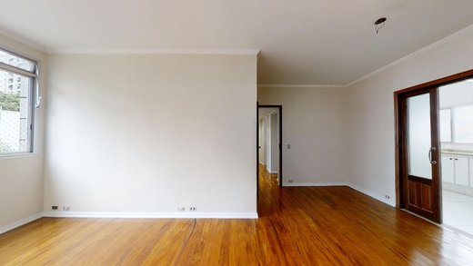 Living - Apartamento à venda Rua Abílio Soares,Paraíso, Zona Sul,São Paulo - R$ 841.000 - II-14466-24402 - 12