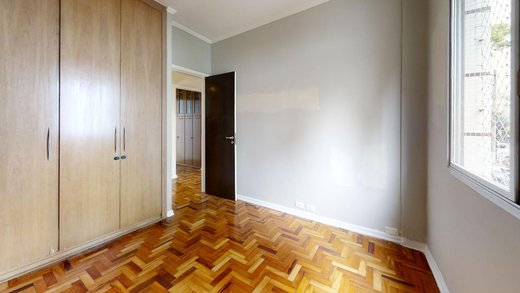 Quarto principal - Apartamento à venda Rua Abílio Soares,Paraíso, Zona Sul,São Paulo - R$ 841.000 - II-14466-24402 - 16