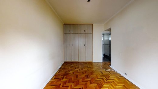 Quarto principal - Apartamento à venda Rua Abílio Soares,Paraíso, Zona Sul,São Paulo - R$ 841.000 - II-14466-24402 - 21