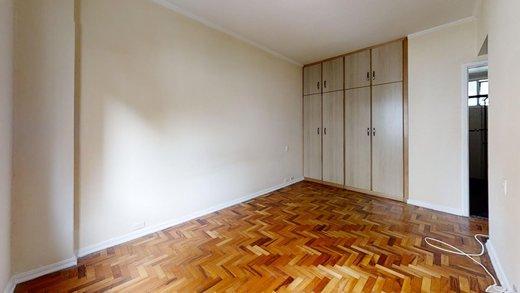 Quarto principal - Apartamento à venda Rua Abílio Soares,Paraíso, Zona Sul,São Paulo - R$ 841.000 - II-14466-24402 - 23