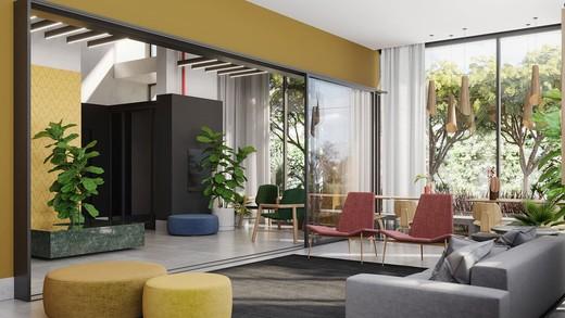 Espaco gourmet - Apartamento à venda Avenida Adolfo Pinheiro,Alto da Boa Vista, São Paulo - R$ 410.377 - II-14540-24501 - 10
