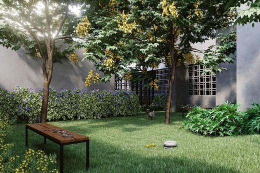 Pet place - Apartamento à venda Avenida Adolfo Pinheiro,Alto da Boa Vista, São Paulo - R$ 410.377 - II-14540-24501 - 14