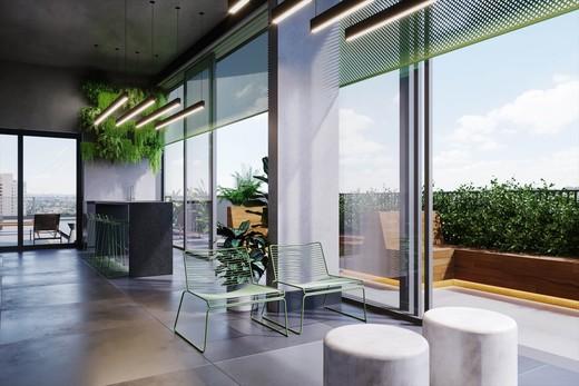 Rooftop - Apartamento à venda Avenida Adolfo Pinheiro,Alto da Boa Vista, São Paulo - R$ 410.377 - II-14540-24501 - 18