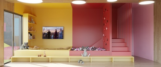 Espaco kids - Apartamento à venda Avenida Adolfo Pinheiro,Alto da Boa Vista, São Paulo - R$ 410.377 - II-14540-24501 - 9