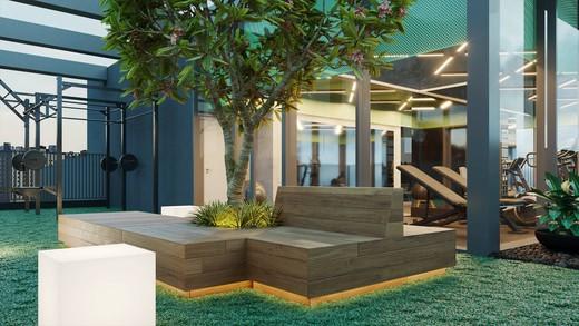 Rooftop - Apartamento à venda Avenida Adolfo Pinheiro,Alto da Boa Vista, São Paulo - R$ 410.377 - II-14540-24501 - 17
