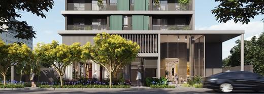 Portaria - Apartamento à venda Avenida Adolfo Pinheiro,Alto da Boa Vista, São Paulo - R$ 410.377 - II-14540-24501 - 3