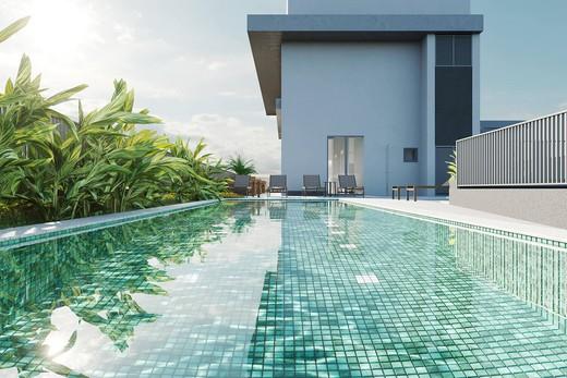 Piscina - Apartamento à venda Avenida Adolfo Pinheiro,Alto da Boa Vista, São Paulo - R$ 410.377 - II-14540-24501 - 19