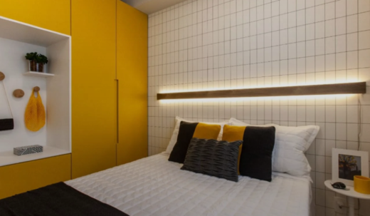 Dormitorio - Fachada - Urban Barra Funda - 796 - 8
