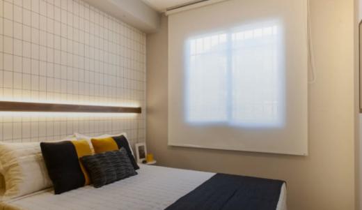 Dormitorio - Fachada - Urban Barra Funda - 796 - 9