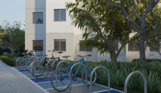 Bicicletario - Fachada - Urban Barra Funda - 796 - 22