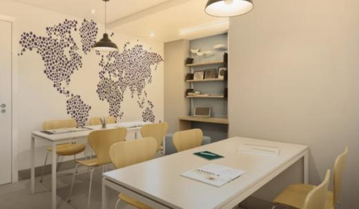 Sala de estudos - Fachada - Urban Barra Funda - 796 - 15