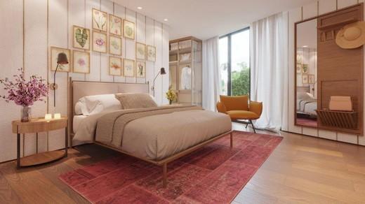 Dormitorio - Fachada - Jardins - 164 - 15
