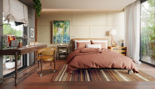 Dormitorio - Fachada - Jardins - 164 - 16